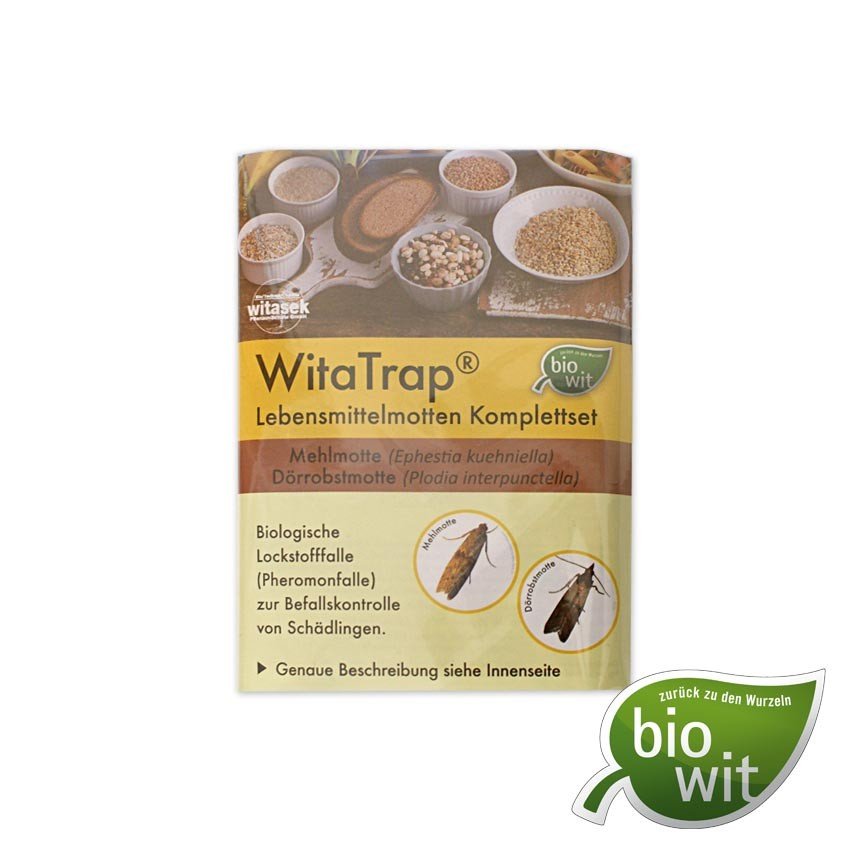 WitaTrap Lebensmittelmotten Komplettset