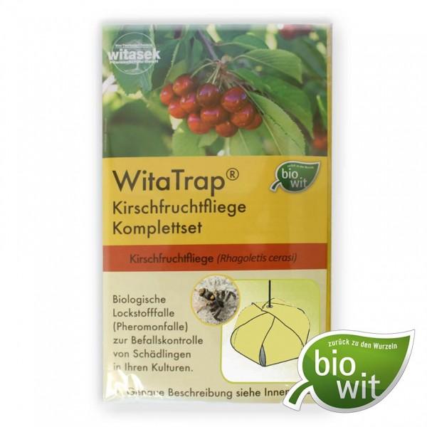 WitaTrap Kirschfruchtfliege Komplettset